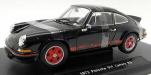 Welly-1-18-SCALA-DIECAST-18044W-1973-PORSCHE-911-CARRERA-RS-Nero-Rosso