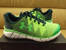 size YOUTH 4.5 UNDER ARMOUR X LEVEL SCRAMJET 2  shoes for boys NEW /& AUTHENTIC