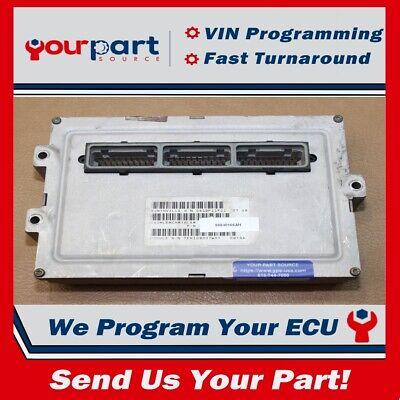 Engine Computer Programmed Plug/&Play 1999 Dodge Ram Truck 56040061AH 3.9L AT ECM