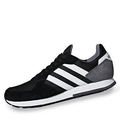 Freizeitschuhe Herren Sneaker Sportschuhe Schnürschuhe Schuhe Adidas 8k SchwarzEbay wkOPX8nN0
