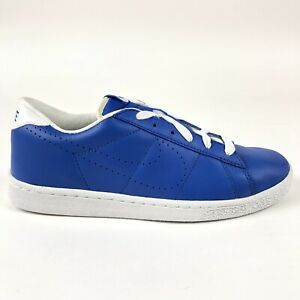 Nike-Womens-Raquette-Royal-Blue-Low-Trainer-Shoes-Size-10-Retro-309980-442