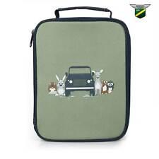 Land Rover Genuine Defender Da bambini Cestino del pranzo (Verde) 51LDGF582GNA