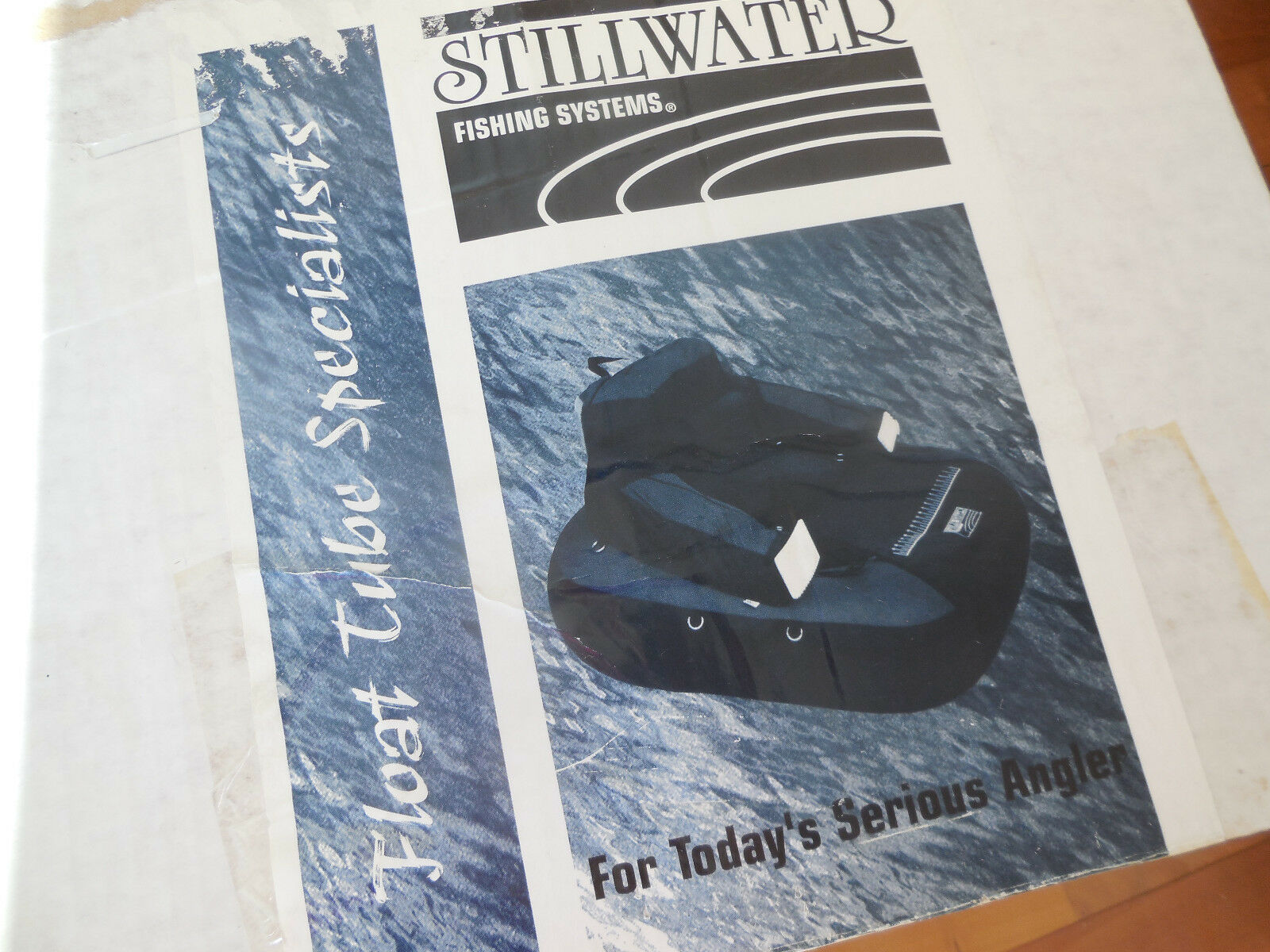 BRAND NEU Stillwater DELUXE Fischerei