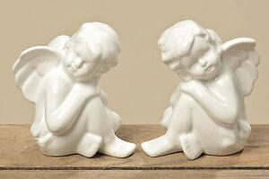 Engel-sitzend-2sort-H11cm-Porzellanfigur-Figur-Deko-Pekueba-Dekofiguren