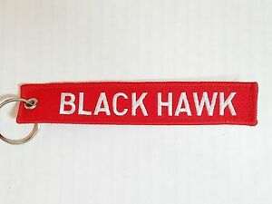 Image is loading Sikorsky-BLACK-HAWK-Remove-Before-Flight-Tag-Keychain- 34fa9d7b03