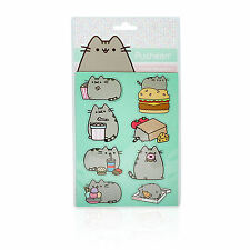 SET OF 8 PUSHEEN FRIDGE MAGNETS CAT KITTEN APP OFFICE LOCKER PETS GIFT NOVELTY