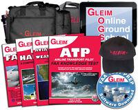 Gleim Airline Transport Pilot (atp) Kit - Training Kit With Online Test Prep