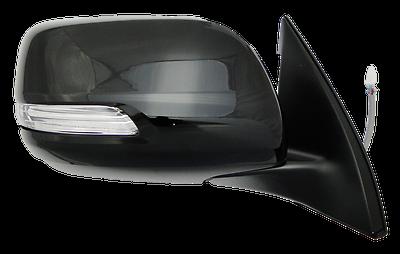 J150 Left With Folding Door Mirror For Toyota Prado 2009-2013