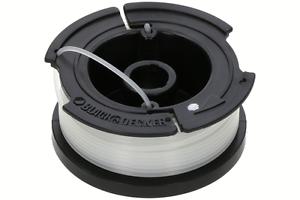 Black-amp-Decker-Schnur-Seil-Klinge-Kettenrad-Spule-Rasentrimmer-GLC2500-GLC3000