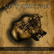 Catamenia - The Rewritten Chapters CD 2012 death metal Finland Goomba Music