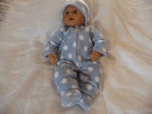 100% De Qualité Bébé Poupées Vêtements Fait Main Pour S'adapter Baby Annabell Frère Alexander George 18 In (environ 45.72 Cm)-afficher Le Titre D'origine