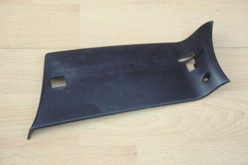 Pare-chocs avant Blanc Plaque Couverture À Gauche Jaguar S-TYPE 1999-2004 Avec Antibrouillard