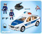 PLAYMOBIL City Action Police Car With Flashing Light4 5184