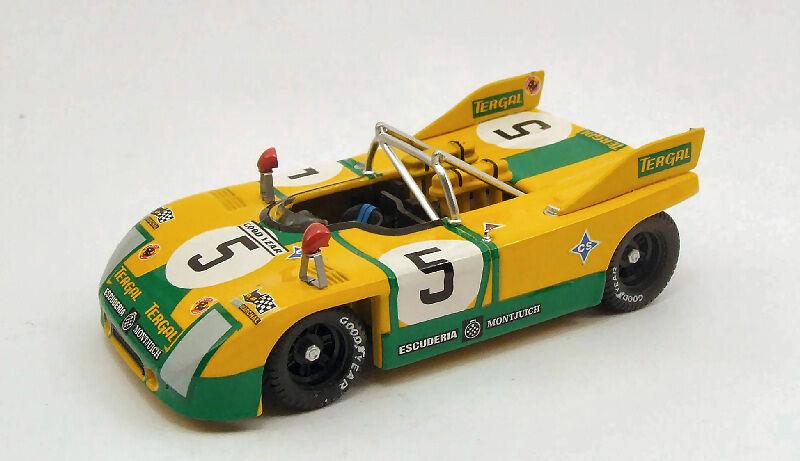 PORSCHE 908/3  5 21th Le Mans 1972 Fernandez/baturone/TORrossoEMER 1:43 Model