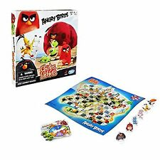 Chutes and Ladders Angry Birds Edition Game