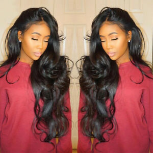 Curly Wig Glueless Full Lace Wigs Black Women Indian Remy Hair Lace ... cc87f8e35