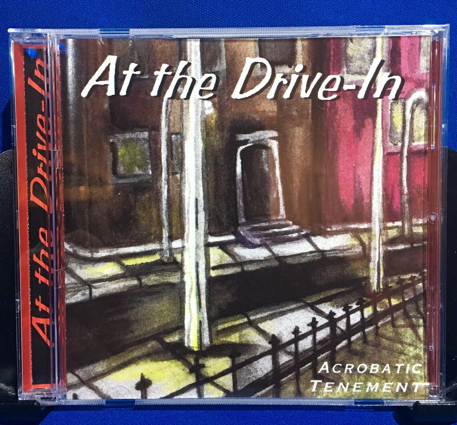 Acrobatic Tenement by At the Drive-In (CD, Mar-1998, Restart)