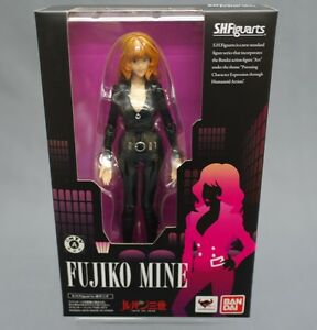 S-H-SH-Figuarts-Lupin-the-Third-3rd-Fujiko-Mine-Bandai-Japan-NEW