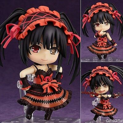 Date A Live Tokisaki Kurumi Nightmare #466 Nendoroid PVC Figure New in Box
