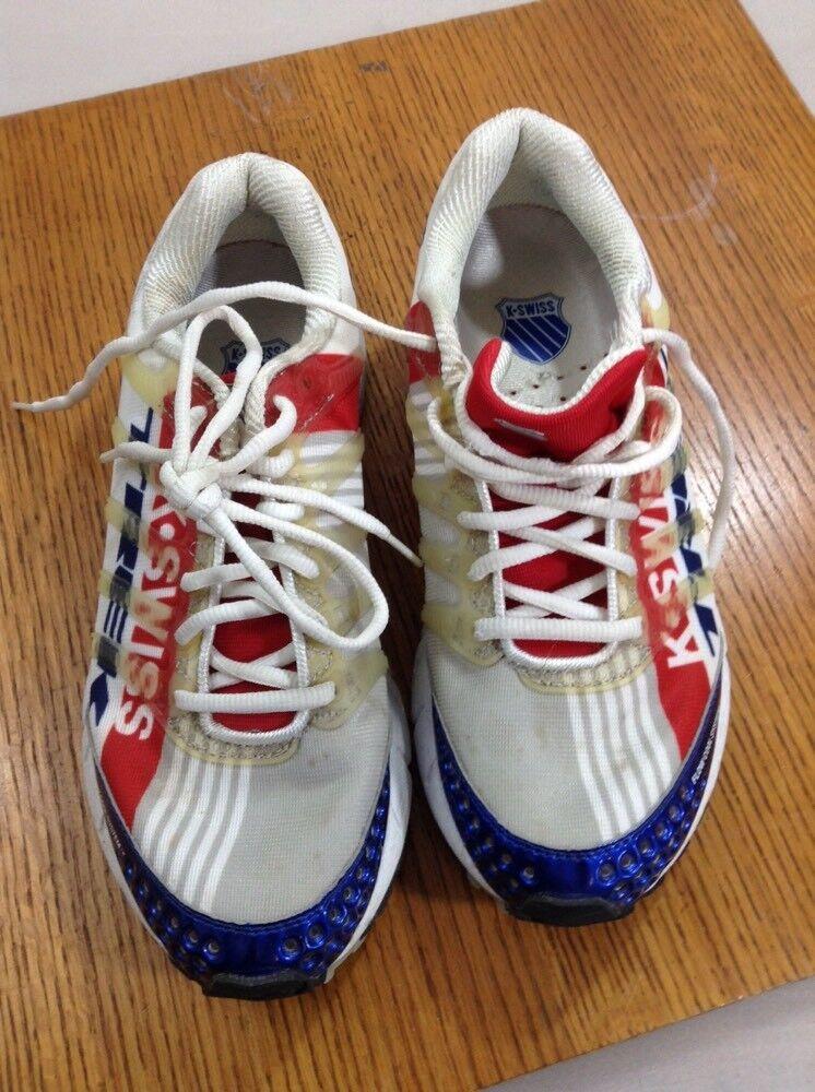 K Swiss Trek Running shoes Size 8.5 Us 41.5 Euro  (5700-89)