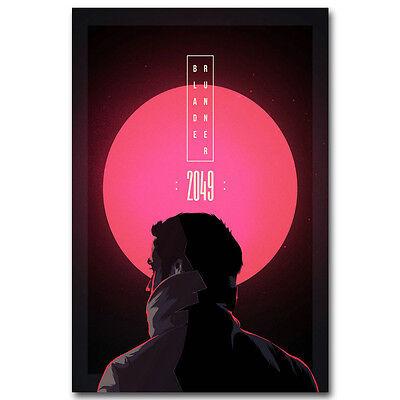 BLADE RUNNER 2049 Movie Art Silk Poster 12x18 24x36