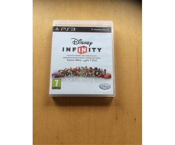 Infinity, PS3, adventure