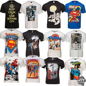 OFFICIAL-DC-Comics-Character-T-Shirt-Batman-Superman-Tune-Squad-Bugs-Bunny