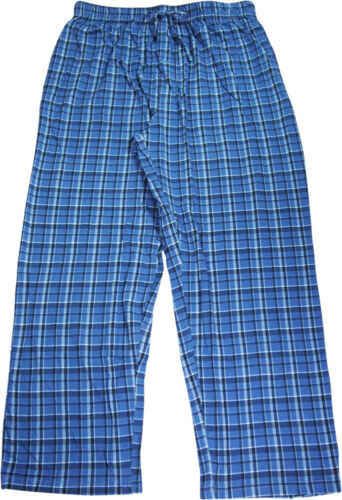 Hanes Mens Premium Comfortsoft Cotton Knit Sleep Lounge Pajama Pants