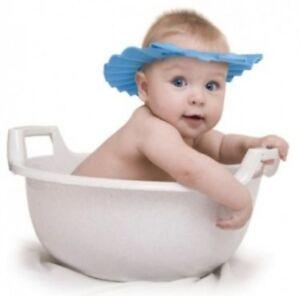 Baby Kinder Badeschutz Duschhaube Schutz Der Augen Beim