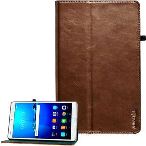 Leder-Cover-fuer-Samsung-Tab-Huawei-MediaPad-Case-Schutzhuelle-Tasche-Tablet