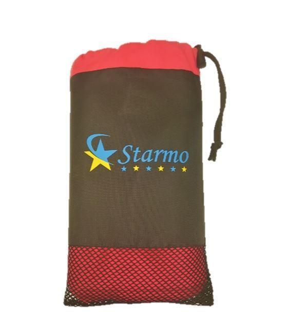 Starmo Rose Séchage Rapide Sport Voyage Voyage Voyage Microfibre Serviette Lightweigt Absorbant Large 744072
