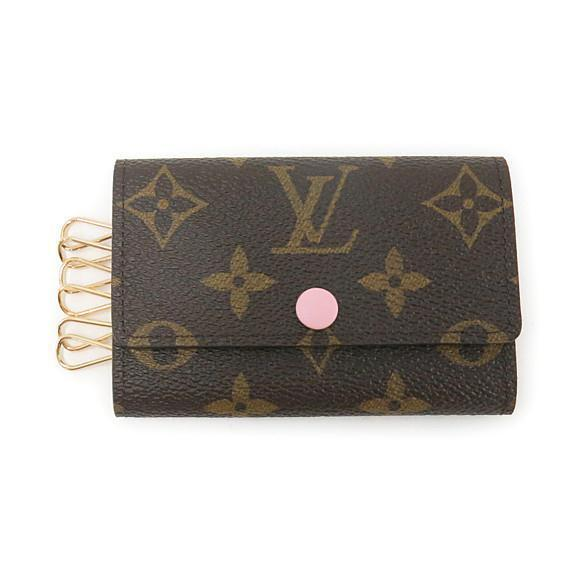 Authentic LOUIS VUITTON Monogram Key Holder M61285  #260-002-452-1000