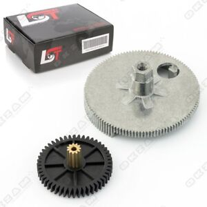 Heckscheiben-Sonnenschutzrollo-Motor-Reparatursatz-Zahnrad-fuer-BMW-8er-E31