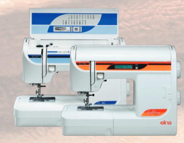 Elna 40 40 Gallery Instruction operating Manual CD pdf eBay Gorgeous Elna Sewing Machine Manual