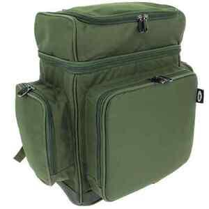 XXL-New-Angelrucksack-Backpack-50l-45x50x27cm-with-4-Exterior-Pockets-Carp-Carp
