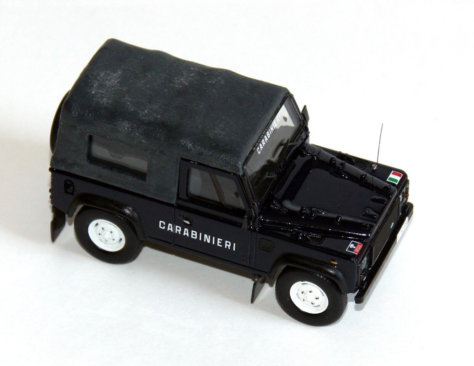 Land Rover Defender 90 Telonato Carabinieri 1 43