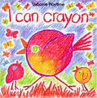 I Can Crayon by Ray Gibson (Paperback, 1997)