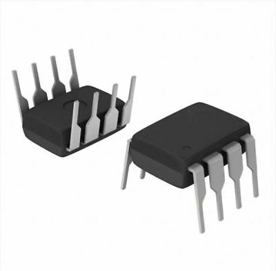 256 x 16 EEPROM Memory IC 4Kb SPI 1MHz 8-DIP 5 x 93C66N Pack of 5