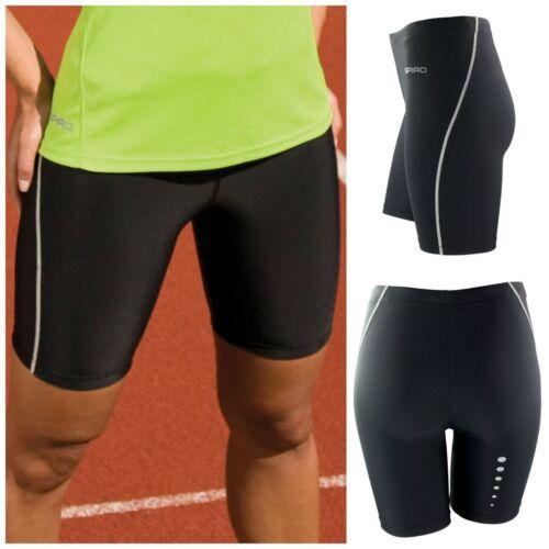 Bodyfit Shorts Lady SPIRO Fitness,Laufhose,Radlerhose
