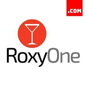 RoxyOne.com - 7 Letter Short Domain Name - Brandable Catchy Domain .COM Dynadot