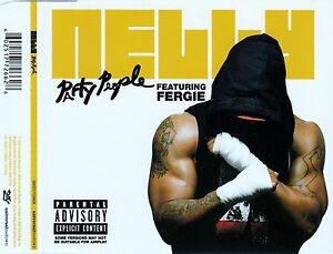 NELLY-PARTY-PEOPLE-3-TRACK-CD-VIDEO-TOP-ZUSTAND