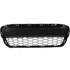 New Bumper Cover Grille (Center) for Honda Civic HO1036111 2012 to 2013