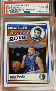 2018-Panini-NBA-Hoops-Luka-Doncic-Rookie-Card-Gem-Mint-10-PSA-Winter-Variation