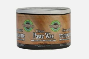 New Trewax Clear Paste Wax Clear Floor Wax Brazilian
