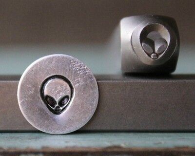 SUPPLY GUY 6mm Celtic Knot Metal Punch Design Stamp SGCH-211