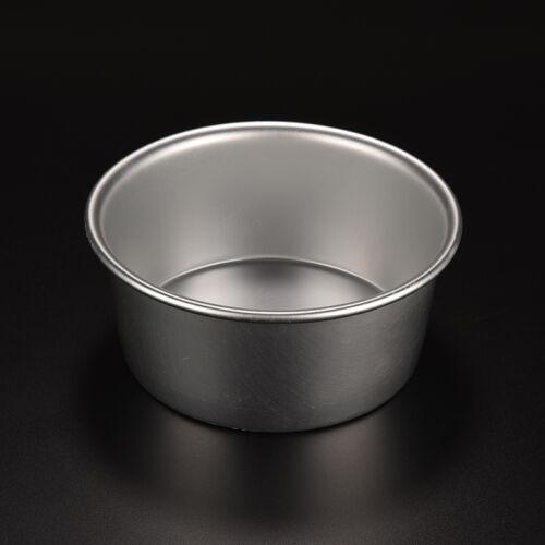 4//5//6//8//9/'/' Aluminum Alloy Non-stick Round Cake Baking Mould Pan Bakeware ToCWY