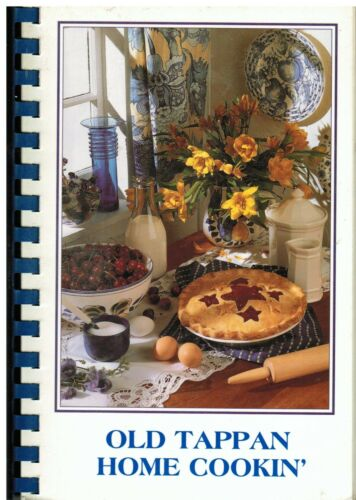 OLD TAPPAN NJ 1997 HOME COOKIN SCHOOLS COOK BOOK PARENTS FOR TECHNOLOGY