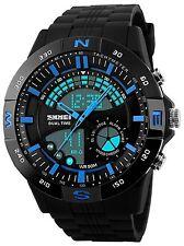 Skmei Analog-Digital Multicolor Dial Men's Watch -HMWA05S088C0!