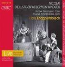 Otto Nicolai - Nicolai: Die Lustigen Weiber von Windsor (2010)