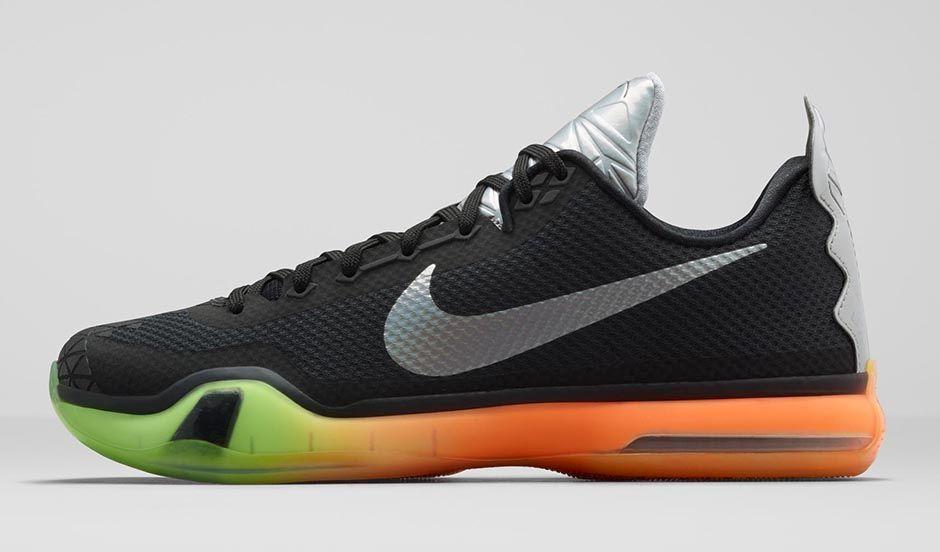 Nike Kobe 10 X All Star Size 8. 742546-097 elite bhm what the jordan